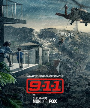 9-1-1 Poster