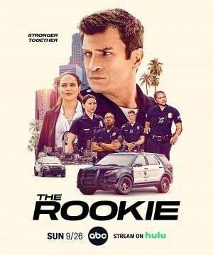 The Rookie Poster