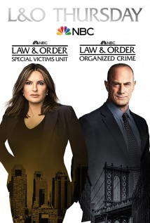 Law and Order: Organized Crime Poster
