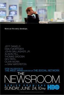 The Newsroom Poster